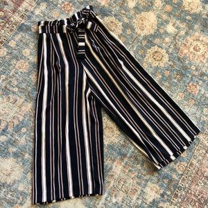 Zara, Trafaluc Collection Wide Legged Pants